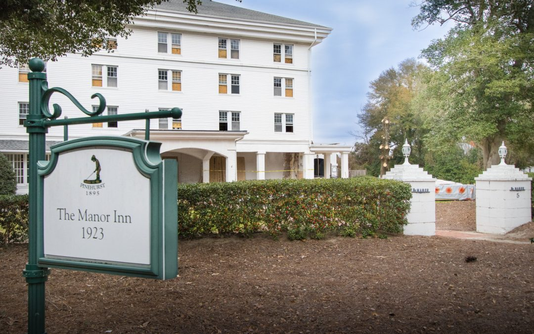 The Manor Inn – Pinehurst Resort's Latest Renovation