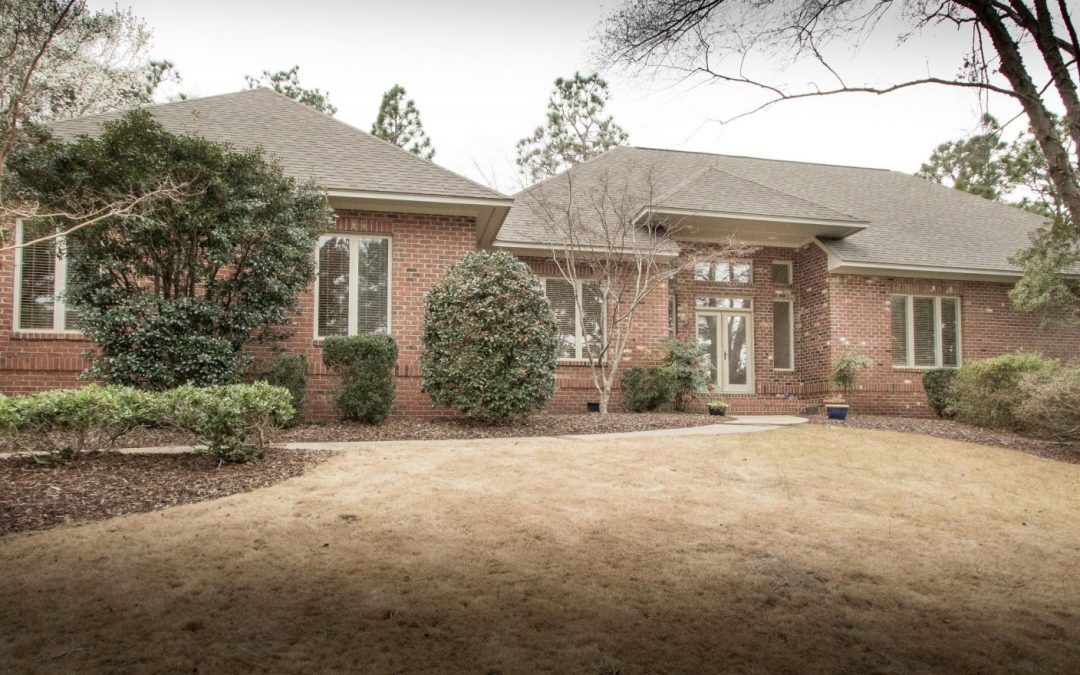 110 Muirfield Place – A Beautiful Home in a Tranquil Pinehurst Neighborhood