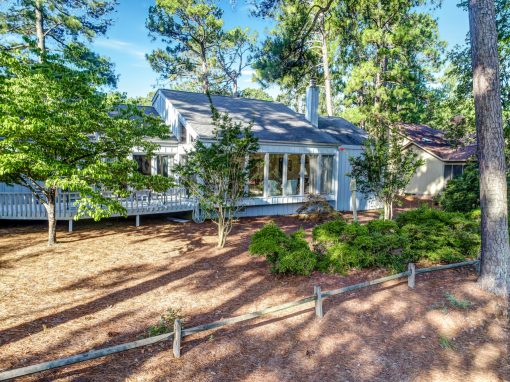 9 Forest Hills Lane Pinehurst, NC 28374