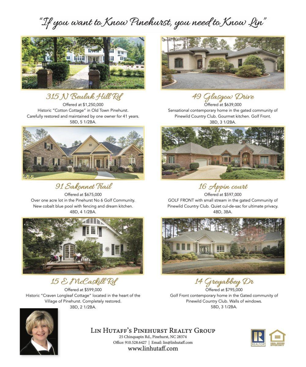 Pinehurst Featured Listings